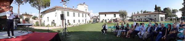 In memoria di Luca e Arianna - Sensi d'Arte 2013, parco Maseri Oleis